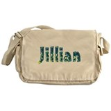 Jillian Under Sea Messenger Bag