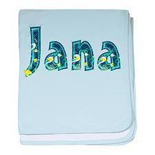 Jana Under Sea baby blanket