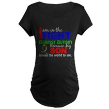 In The Fight 2 Autism T-Shirt