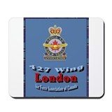 427 Wing and AFAC Emblem Mousepad