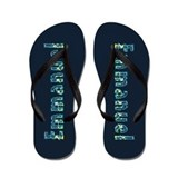 Emmanuel Under Sea Flip Flops