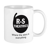 Logo with Tag Small Mug