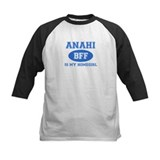 Anahi is my home girl bff designs Tee
