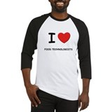 I love food technologists Baseball Jersey