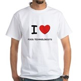 I love food technologists Chemise