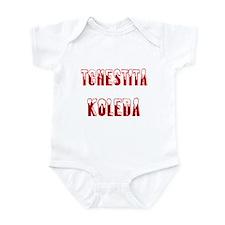 Tchestita Koleda Infant Bodysuit