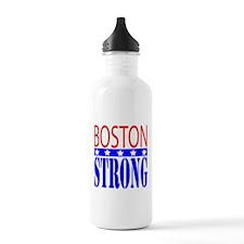 Boston Strong Tee Shirt Water Bottle