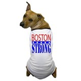 Boston Strong Tee Shirt Dog T-Shirt