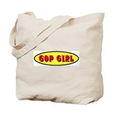 GOP GIRL Tote Bag