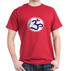 Purple Om Dark T-Shirt