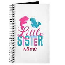 Add Name Little Sister Journal