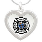 Firefighter Recycle Necklaces