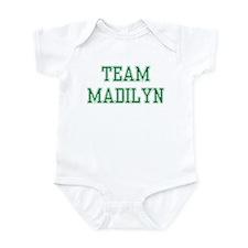 TEAM MADILYN  Infant Bodysuit