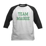 Team maggie Baseball Jersey