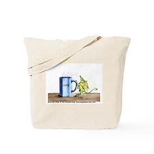 Morning Coffee Tote Bag
