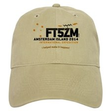 FT5ZM Supporter Baseball Cap