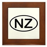 New zealand Framed Tiles