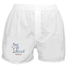 Bar & Stool Boxer Shorts