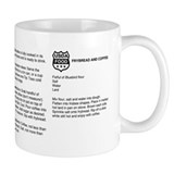 Commodity Coffee Small Mug
