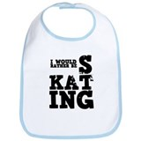 'Rather Be Skating' Bib
