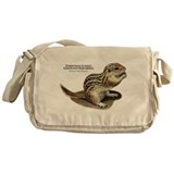 Thirteen-Lined Ground Squirrel Messenger Bag