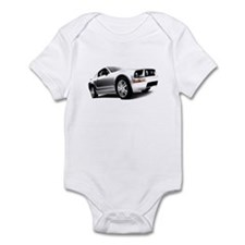 Silver Mustang Infant Bodysuit