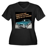 GTO Plus Size T-Shirt