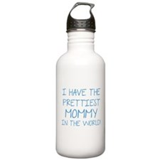 Prettiest Mommy In The World Water Bottle
