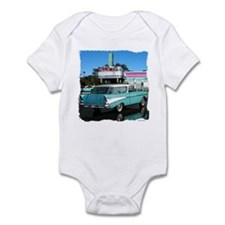 1957 Chevrolet Nomad Infant Bodysuit