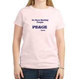 No More Hurting People Shir T-Shirt