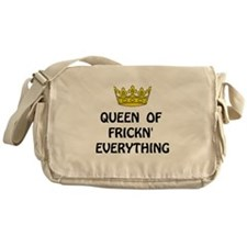 Queen Everything Messenger Bag