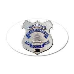 Poughkeepsie Police Wall Decal