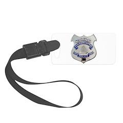 Poughkeepsie Police Luggage Tag