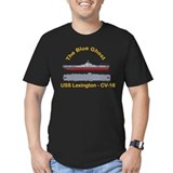 USS Lexington CV-16 CVA-16 CVT-16 T-Shirt
