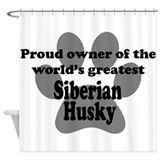 Proud Owner Of The Worlds Greatest Siberian Husky