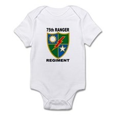 75TH RANGER REGIMENT Infant Bodysuit