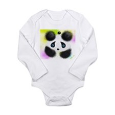 Panda in color Body Suit