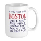 Boston strong Large Mug (15 oz)