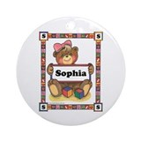 Ornament for Sophia (Round)