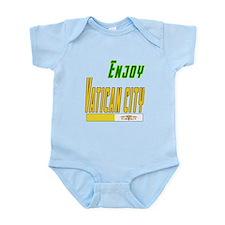 Enjoy Vatican City Flag Designs Infant Bodysuit