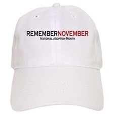 RememberNovember text Baseball Cap