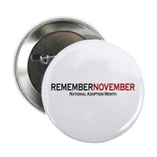 RememberNovember text Button