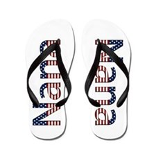 Nana Stars and Stripes Flip Flops