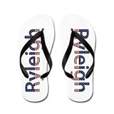 Ryleigh Stars and Stripes Flip Flops