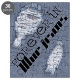 Forever In Blue Jeans Puzzle
