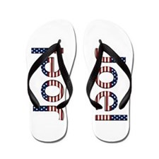 Joel Stars and Stripes Flip Flops