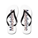 Madeline Stars and Stripes Flip Flops