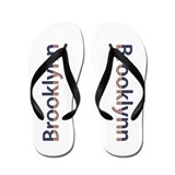 Brooklynn Stars and Stripes Flip Flops