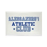 Alessandro Rectangle Magnet