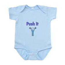 Push It Body Suit